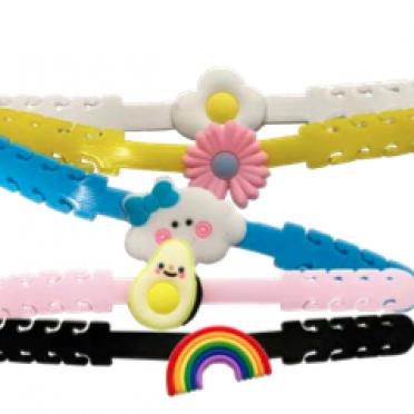 Mondmasker clips voor kinderen