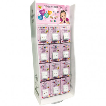 2 zijdige Tiny Tips display (48 paar)
